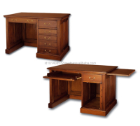 Mahogany Desk Computer B Indoor Furniture