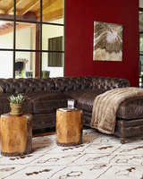 Modern Leather Chesterfield Living Room Sofa Furniture For Usd 450 for Arabic