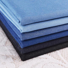 Indigo Dyed Knitted Denim Fabric for various end use