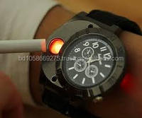 newest high quality usb watch with lighter FROM UKRAINE