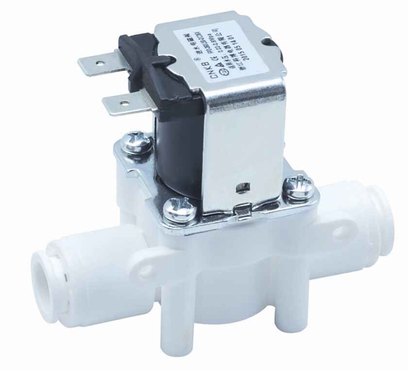 "FPD-360L50 3/8"" Quick water connect solenoid valve"