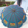 Unique Handmade Decorative And Multicolor Parasol