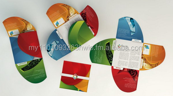 Brochure, flyer , Leaflet, letterhead , folder