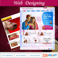 Complete Matrimonial Web Portal from India