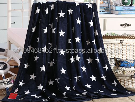 [Direct Factory] Designed Fleece Blankets | Premium Quality