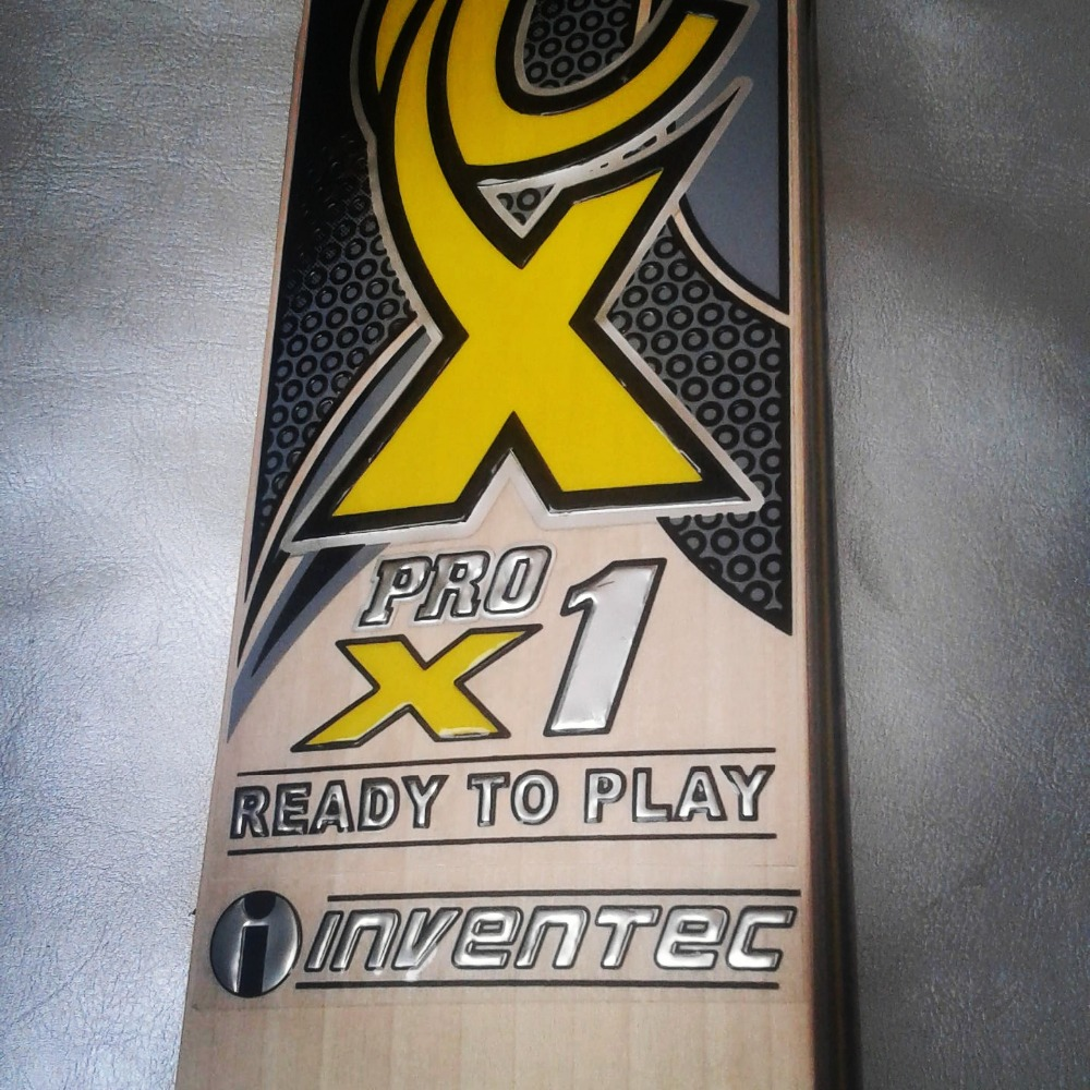 CX Pro X1 English WILLOW Cricket Bat