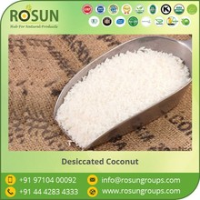 Reasonable Price Low Fat Dried Coconut for Sea Food Making
