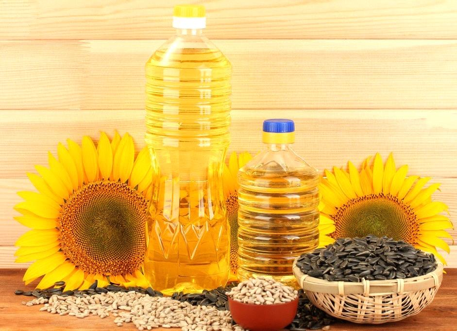 100% GRADE 1 Refined Sunflower Seed Cooking Oil