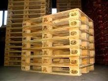 Wooden Euro Pallet / Epal Pallet , pallet elements From Ukraine
