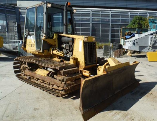 < SOLD OUT > Second-hand Japan Original Bulldozer Used Komatsu D31P-20E Crawler dozer For Sale