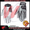 Baseball Batting Gloves Grey Top / White Palm