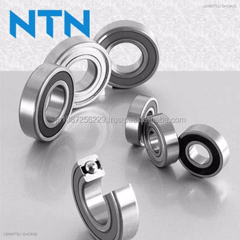 High quality and Genuine NTN 6300 bearing made in Japan