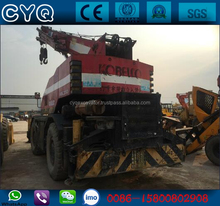 Japan original 25ton Used rough terrain crane Kobelco 25t for sale (whatsapp: 0086-15800802908)