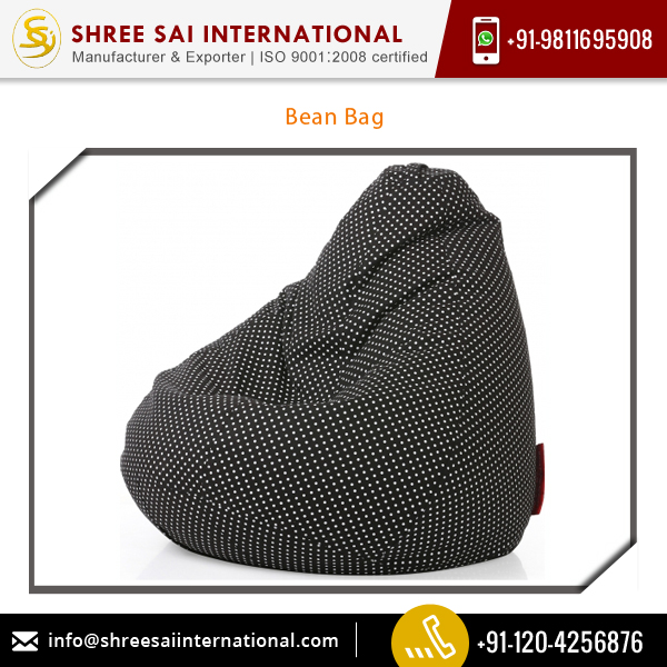 Air-Filled Bean Bag from Indian Supplier at Lowest Price