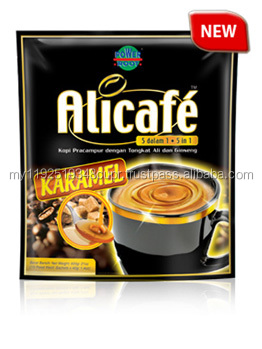 ALICAFE PREMIX COFFEE DRINK WITH TONGKAT ALI AND GINSENG