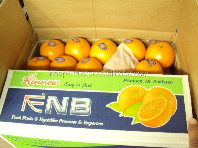 Kino kinnow Mandarin Tangerine Orange Citrus fruit from Pakistan