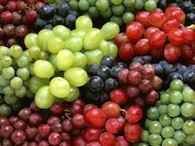 Fresh Seedless Grapes Available For Sale