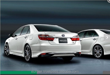 NEW 2015/2016 Toyota CAMRY Modellista Body kit in full ABS Material