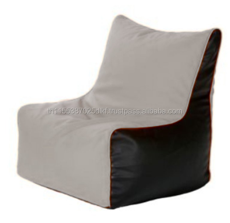 Beanbag Chair_Black&Gray