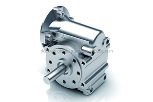 Dunkermotoren's worm gearboxes are notable for very compact design, low weight and excellent efficiency.