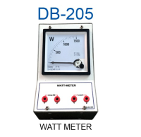 Watt Meter/DB-205 Watt Meter/High Accuracy Watt Meter