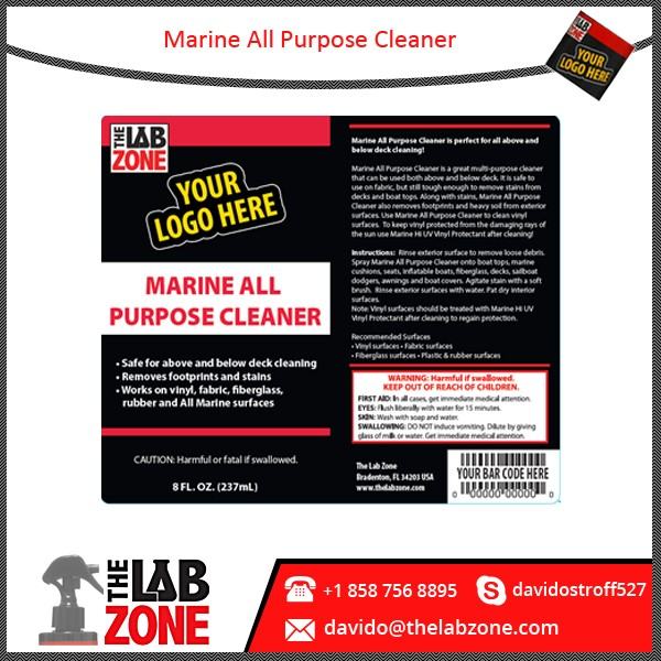 Standard Quality Marine All Purpose Cleaner Available for Bulk Buy
