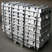 High quality Purity Zinc ingots 99.995% for sale