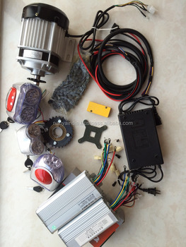 electric tricycle conversion motor kits