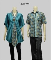 cheap couple batik tunic + man shirt