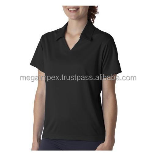 High Quality Custom Design Polo Clothes / Wholesale Cheap Women