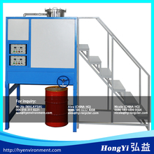 Stable larger Hy450Ex Solvent Recycling Unit for using recovery waste organic solvent