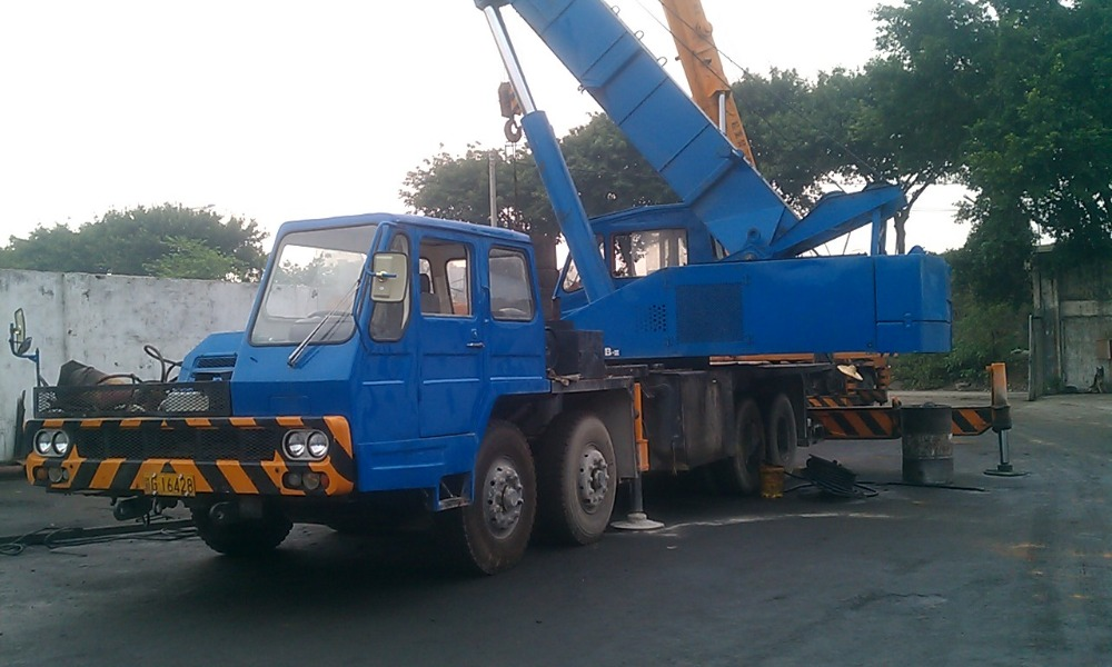 Convenient Manipulation NK500, Japanese Kato Used Truck Crane 50 ton for Sale