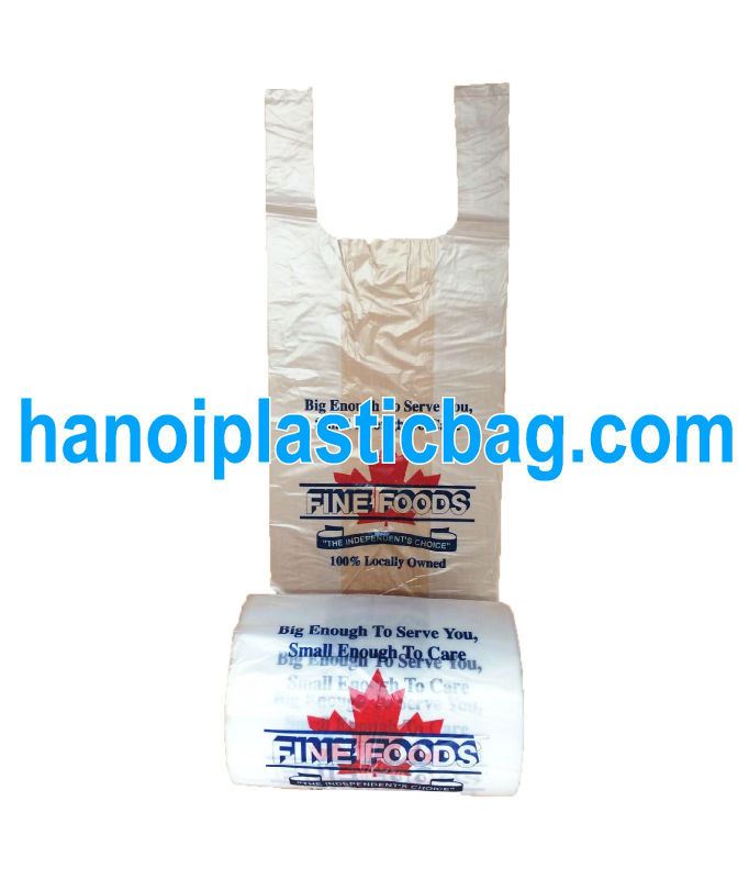 Micro-perforated plastic bag for vegetable with EPI additive