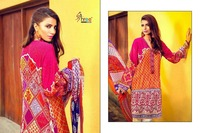 WHOLESALE LAWN COTTON SALWAR KAMEEZ FOR WOMEN