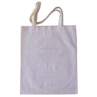 Cotton bag for heat transfer-silk printing and drawing