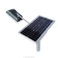 All-In-One 25W Solar Street Light
