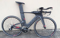 IA4 Triathlon Bike Shimano Ultegra 11 sp Carbon Fiber