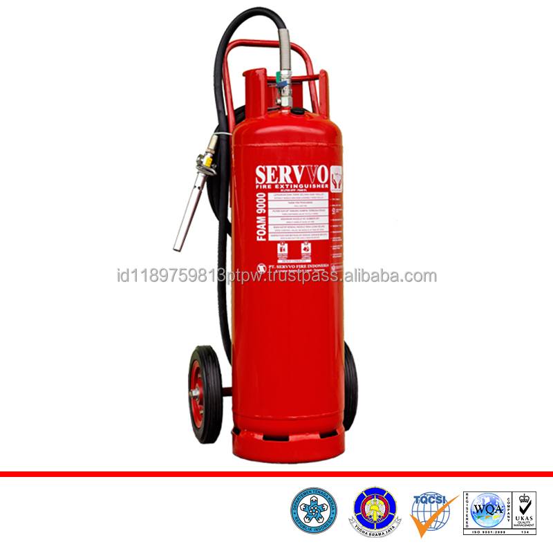 High Quality Fire Extinguisher 90 kg Foam AFF 6%