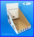 Printed Corrugated Counter Display Boxes