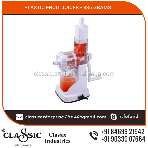 Classic Brand Fruit Juicer for Daily Kitchen Use