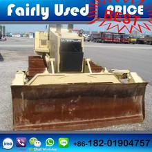 Low price small type second hand CAT D3C dozer of mini D3C crawler bulldozer CAT