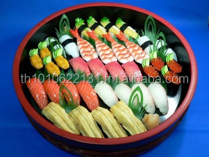 wholesale and customized pvc artificial japanese fake food for display