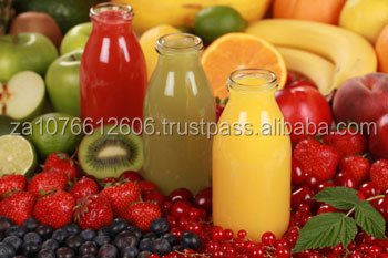 FRUIT JUICES with pieces