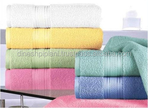 wholesale low price 100% cotton terry towels manufacturer