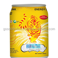 Super Tiger Energy Drink Can 250ml