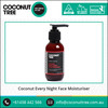 Coconut Night Face Moisturizer Enriched with Vitamin E and Avocado Oil for Bulk Buyers
