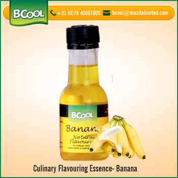 Superb Quality Rich Taste Banana Flavor Essence with Natural Ingredients