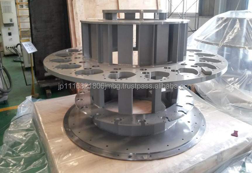 Low cost safe garbage feeding machining made by Japanese manufacturer