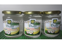 100% Natural Organic Cold Pressed Virgin Coconut Oil