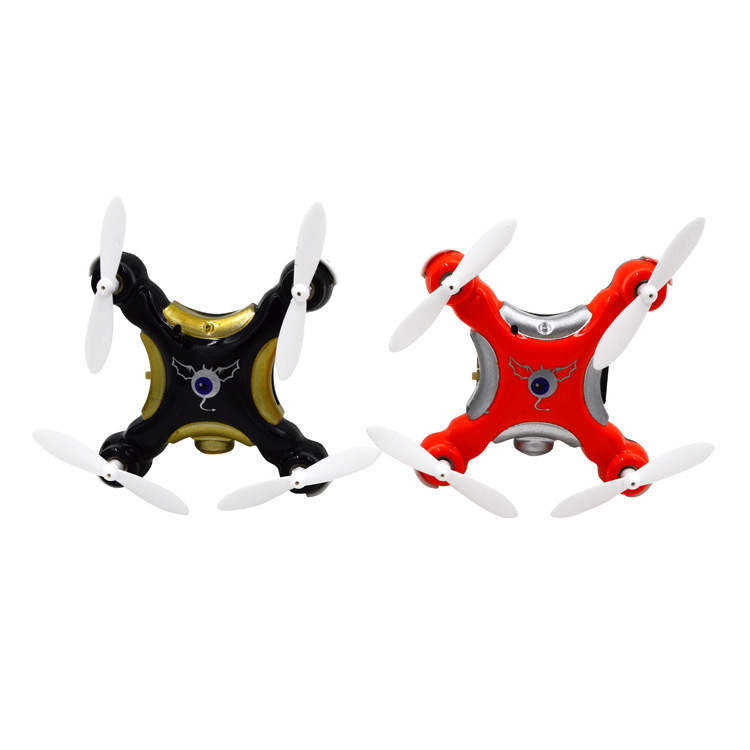 China WholeSale Cheerson Mini Drone CX-10C 2.4G 4CH 6 Axis Gyro Nano professional Flying UFO RC Quadcopter With HD Camera